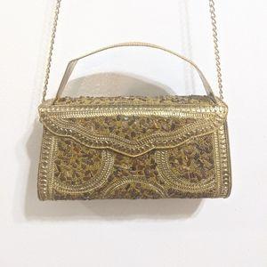 Handbags - Metal Bag